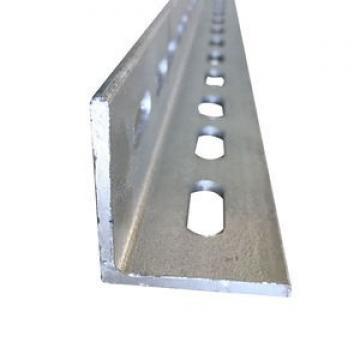 China Supplier Metal Steel Angle Bar Mild Equal/Unequal Angle Bar V Section L Section