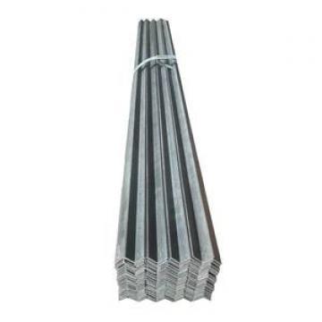 High Quality Ms Metal Black Equal/Unequal Steel Angle Bar