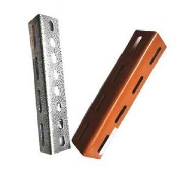 Steel Material/Good Quality Steel Shelving Metal Display Rack Slotted Angle