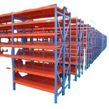 Galvanized Steel Wire Rolling Container Storage Cage, Warehouse Pallet Storage Rack