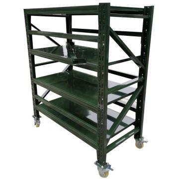 Q235 B Steel OEM Small Wholesale Allowed Blue and Orange Warehouse Storage Pallet Rack