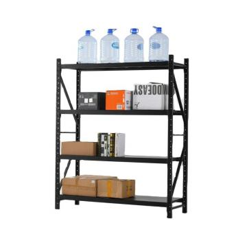 Colorful DIY Office Storage Small Boltless Metal Rack