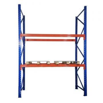 Industrial Selective Pallet Shelving for Warehouse Storage