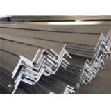 Black Galvanized Steel Angle Bar Ms Metal Equal /Unequal