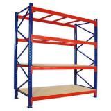 Free Stand Warehouse Equipment Shelves Fluent Flow Rolling Racking