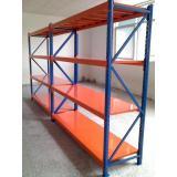 Heavy Duty Warehouse Rack with Small Board